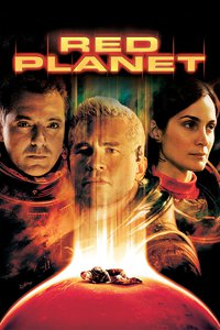 Movie Poster of Red Planet