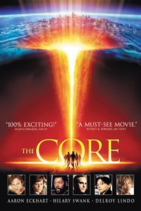 Movie Poster of The Core